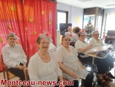 """""""La Vie en Chansons"""" à l'EHPAD du Centre Hospitalier de La Guiche"""