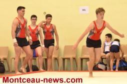 Montceau-les-Mines : Gymnastique