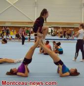 CSL Gymnastique ( Saint-Vallier )