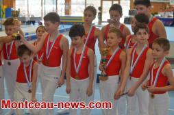 Saint-Vallier : Le CSL Gym reçoit !