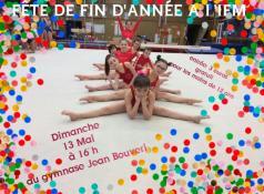 RAPPEL : IFMontceau (Gym)