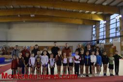 3ème stage de préformation régionale Gym artistique masculine