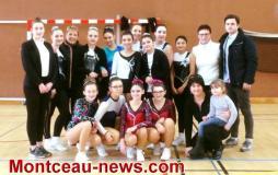 Montceau Femina (Gym)