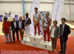 Montceau Gym reçoit l'Elite de la Gymnastique