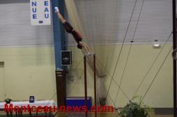 Gymnastique: 5ème journée du Top 12 à Jean Bouveri