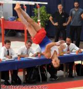 Montceau-les-Mines : Revue nationale des effectifs de gymnastique