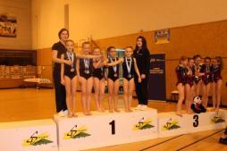 Championnats de Saône-et-Loire de gymnastique