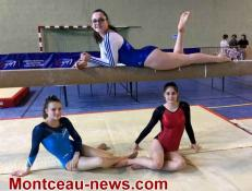 Saint-Vallier : CSL Gymnastique