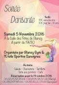 Blanzy Gym & l'Etoile Sportive de Sanvignes