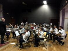 Harmonie et orchestre juniors Blanzy
