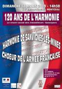 120 ans de L'Harmonie de Sanvignes