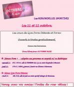Hirondelles Sportives Montceau