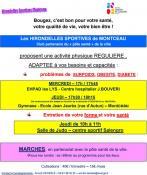 Hirondelles Sportives de Montceau (Gym)