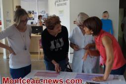 Journée mondiale de la douleur à l'hôpital Jean Bouveri