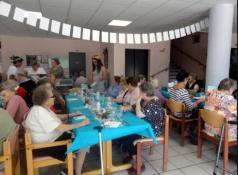 Journée  «Bienvenue en Grèce » au Centre Hospitalier de  La Guiche
