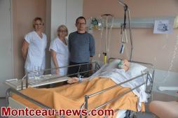 """Centre hospitalier Jean Bouveri et """"Sécurité du patient""""..."""