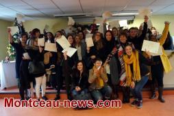 Remise de diplômes à l'IFSI