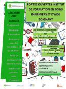 Institut de Formation en Soins Infirmiers – aide-soignante de la CCM