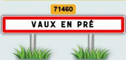 Club Valoisien Animation Création de Vaux-en-Pré (Randonnée)