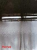 Inondations dans le bassin minier...