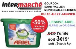 Intermarché (Gourdon, Montceau et Saint-Vallier)