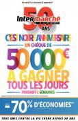 Anniversaire : Intermarché (Gourdon, Montceau et Saint-Vallier)