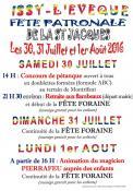 Fête patronale de la Saint-Jacques à Issy l'Evêque