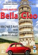 """Lectures musiales """"Bella Ciao"""" (Montceau)"""