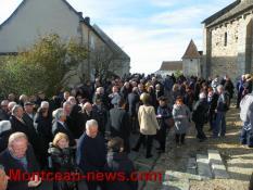 Maire de la commune depuis 28 ans (Gourdon)