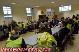 Montceau-les-Mines : Assemblée Générale des Gilets Jaunes