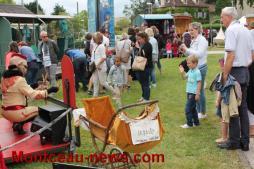 Dans le cadre des «Queulots folies» en juillet prochain à Saint-Vallier