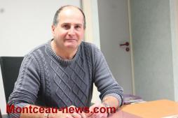 Jean-Paul Lecoeur, le huitième adjoint au conseil municipal à Saint-Vallier