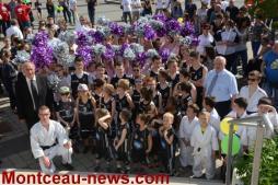 8èmes Jeux de Saône-et-Loire de Pouilloux à...
