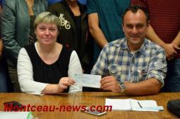 Saint-Vallier: Un soutien précieux!