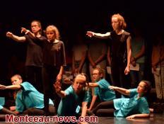 Montceau-les-Mines:  Et 1, 2 et 3 concertspar 425 élèves de 14 collèges...