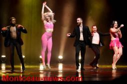 Montceau-les-Mines : De la danse en Tubes