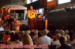Montceau-les-Mines: au musée du camion