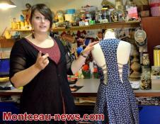 Montceau-les-Mines: passion Couture!