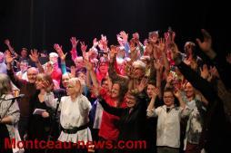 Le collectif JM remporte un véritable triomphe à l'ECLA à Saint-Vallier