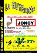 """Randonnée Marche et VTT """"LA GUYERETTE"""" à Joncy"""