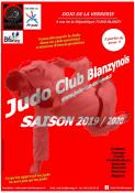 Rentrée au Judo Club Blanzynois