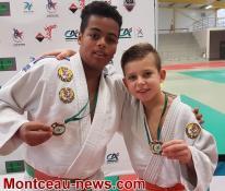 3 Champions de Saône-et-Loire et 2 podiums