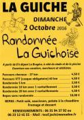 """Randonnée """"La guichoise"""" (La Guiche)"""