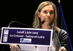 Agnès Pannier-Runacher au Creusot
