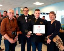 Montceau-les-Mines : Finale du Meilleur apprenti boucher E. Leclerc 2019