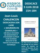 Dédicace à l'Espace Culturel Leclerc (Montceau)