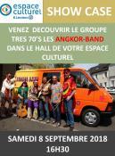 RAPPEL : Shows Case à l'Espace Culturel Leclerc (Montceau)