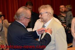 Légion d'honneur tardive mais ô combien méritée pour Lucien Marion