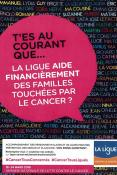 Semaine nationale ligue contre le cancer