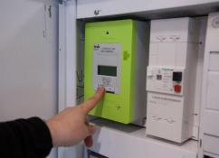 A La Guiche :  Réunion d'information sur le compteur électrique LINKY